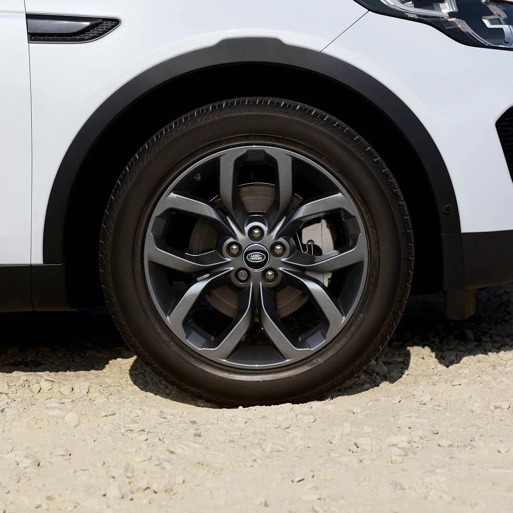 Bộ vành 19 inch màu xám đậm của Land Rover Discovery Sport Landmark 2018