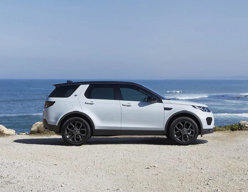 Land Rover Discovery Sport Landmark 2018 màu trắng Yulong White