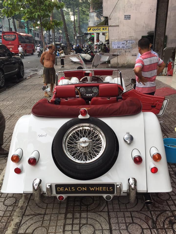 Ngoại thất xe không thay đổi thiết kế so với chiếc đầu tiên ra mắt cách đây 65 năm