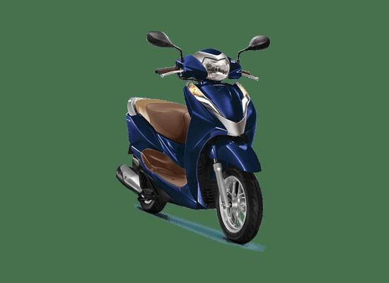 Honda Lead phiên bản cao cấp màu Xanh Lam