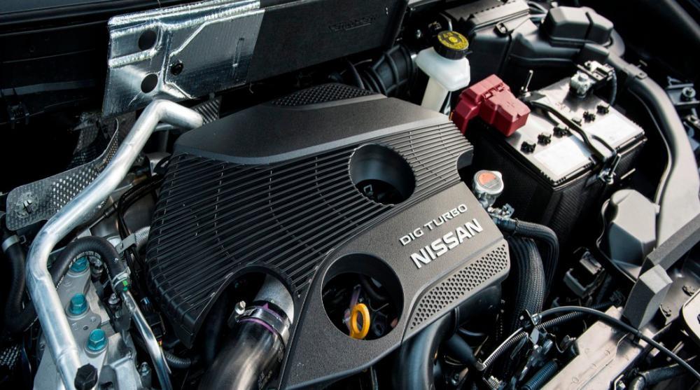 Động cơ của xe Nissan X-Trail 2018