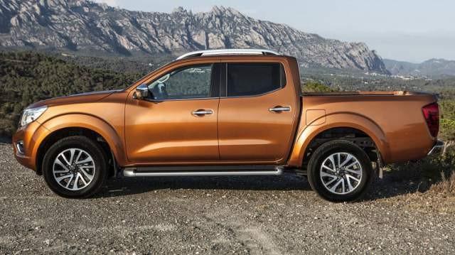 Ngoại thất của Nissan Navara
