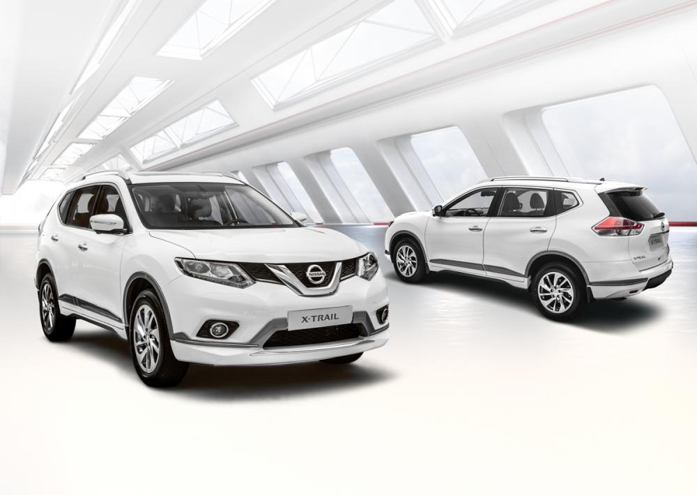 Trong bảng giá xe Nissan 2018, mẫu X-Trail có giá khởi điểm từ 878 triệu Đồng