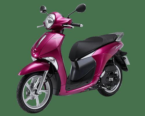 Mẫu Yamaha Janus màu hồng