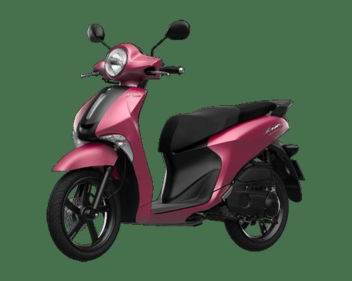 Mẫu Yamaha Janus màu hồng đen
