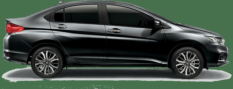 Mẫu Honda City màu đen