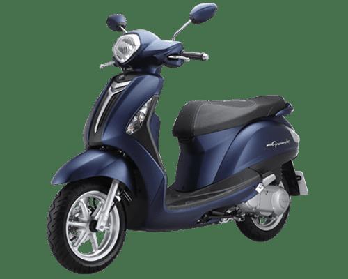 Mẫu Yamaha Grande màu tím than
