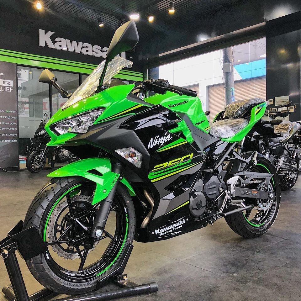Kawasaki Ninja 250 2018