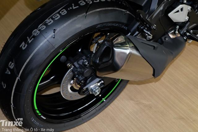 Hệ thống treo sau Kawasaki Ninja ZX-10R 2018
