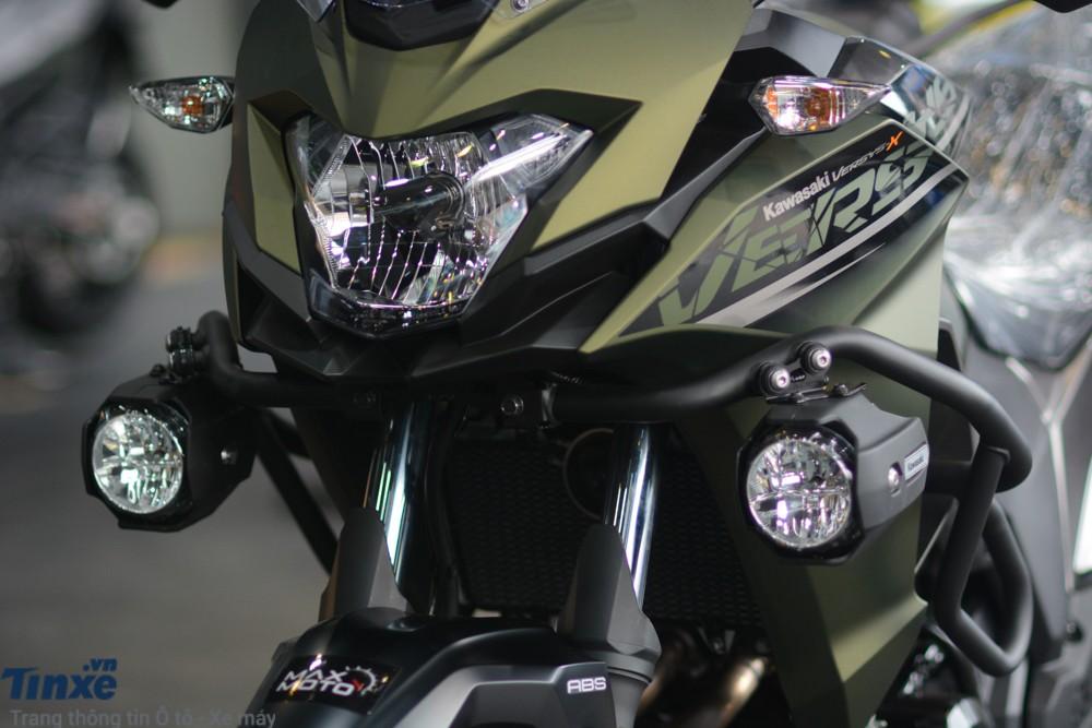 Đầu đèn Kawasaki Versys-X 300 2018
