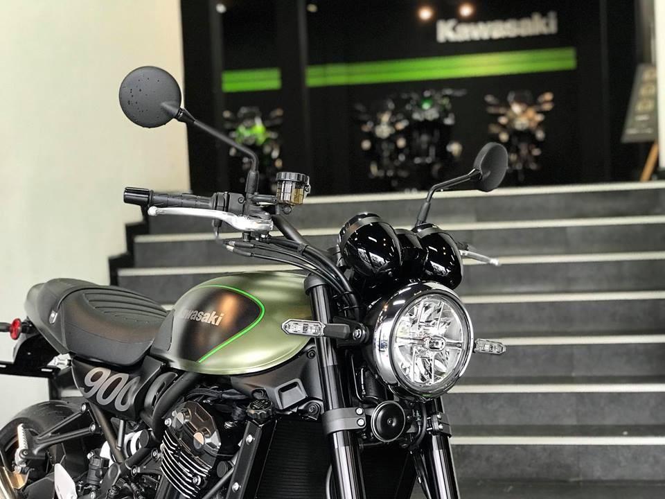 Đầu đèn Kawasaki Z900RS 2018