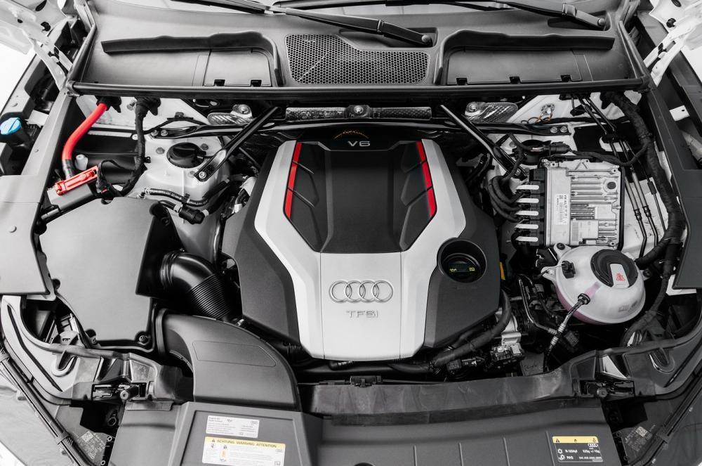 Động cơ của Audi Q5 2018
