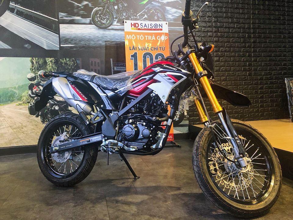 Kawasaki D-Tracker 150 2018
