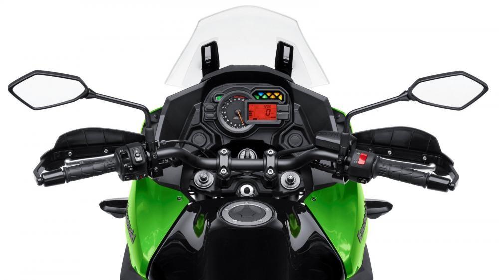 Đồng hồ Kawasaki Versys 1000