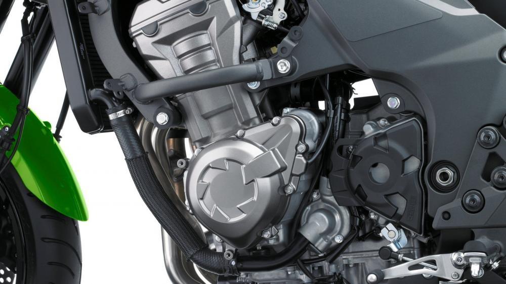 Động cơ Kawasaki Versys 1000