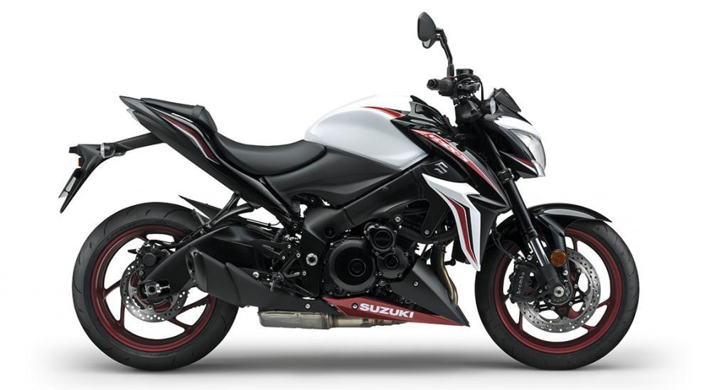 Suzuki GSX-S1000 mang phong cách thiết kế mới, thừa hưởng khung sườn của GSX-R1000