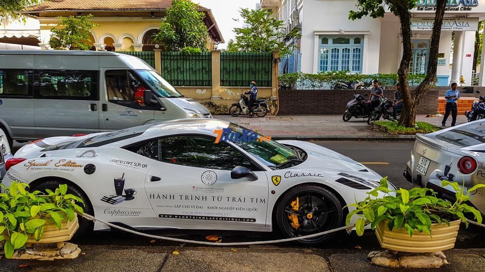 Đánh giá nhanh siêu xe hàng độc Ferrari 458 Speciale của ông Đặng Lê Nguyên Vũ