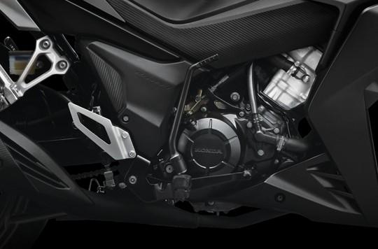 Trang bị động cơ Honda Winner 150