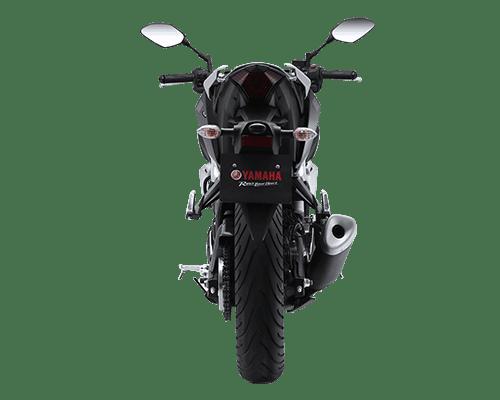 Thiết kế đuôi xe Yamaha MT-03