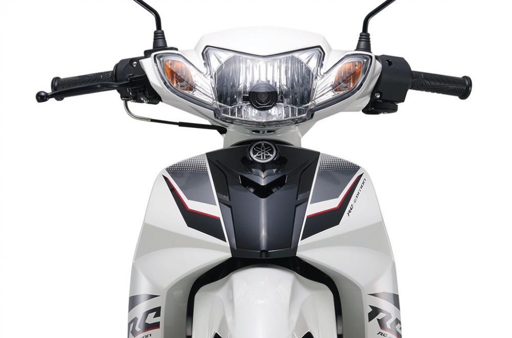 Thiết kế đầu xe Yamaha Sirius