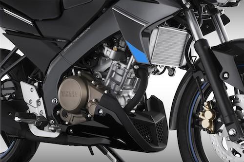 Trang bị động cơ của Yamaha FZ150i
