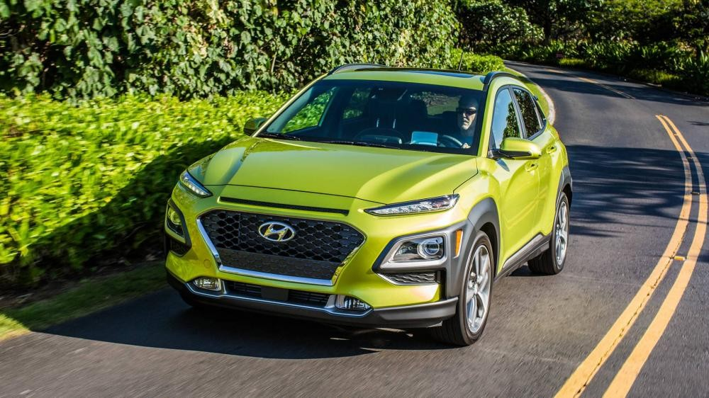 So sánh Honda HR-V 2018 và Hyundai Kona 2018