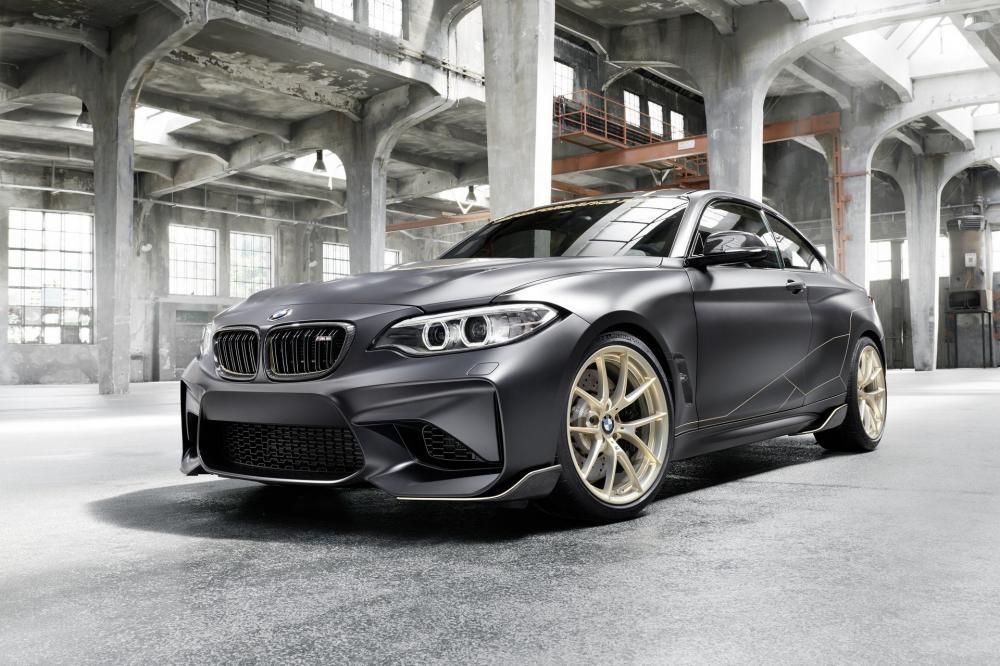 Mẫu concept BMWM Performance Parts sẽ được trưng bày ởGoodwood Festival of Speed 2018