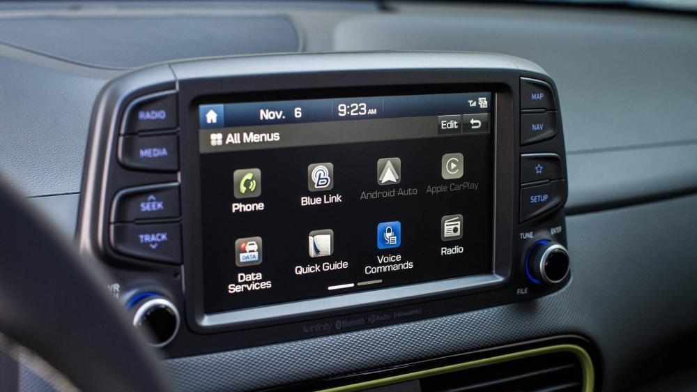 Hyundai chính thức nhận cọc Kona, tháng 8 giao xe