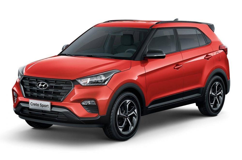 Hyundai Creta 2019 phiên bản Sport