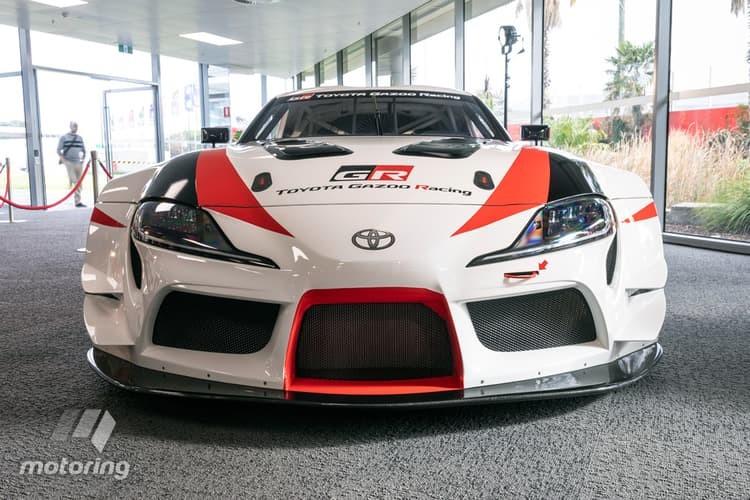Toyota GT Supra Racing Concept ra mắt tại Úc