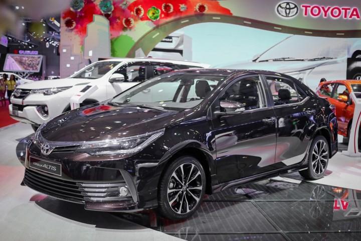 Toyota Corolla Alti