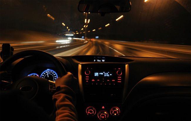 Lái xe ban đêm, hiểm họa thường bị coi nhẹ