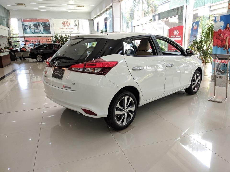Toyota Yaris 2018 tại Việt Nam dự kiến có giá 640 triệu đồng