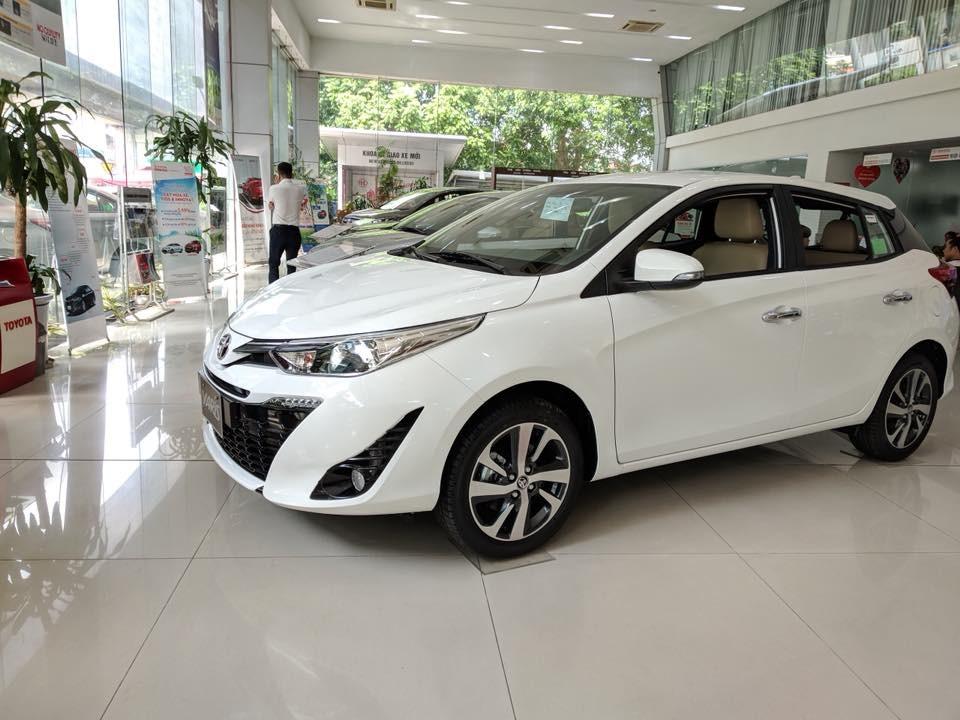 Toyota Yaris 2018 có mặt tại các đại lý ở Việt Nam trước ngày ra mắt chính thức