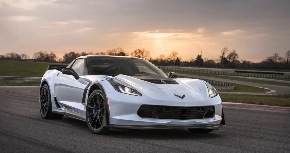 Mẫu xe thể thao Chevrolet Corvette không thua kém về thời gian phục vụ chủ nhân đầu tiên