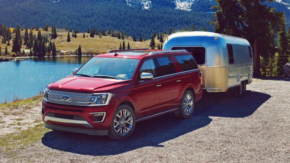 Ford Expedition là mẫu xe được chủ nhân đầu tiên dùng lâu nhất tại Mỹ