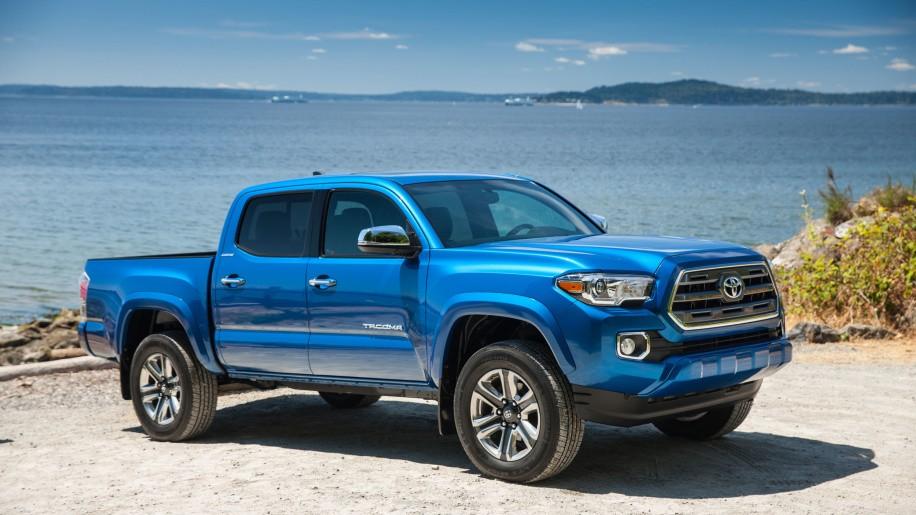 Toyota Tacoma đứng đầu về thời gian phục vụ chủ nhân đầu tiên trong phân khúc xe bán tải