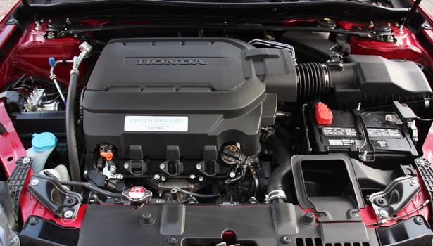 Trang bị động cơ của Honda Accord