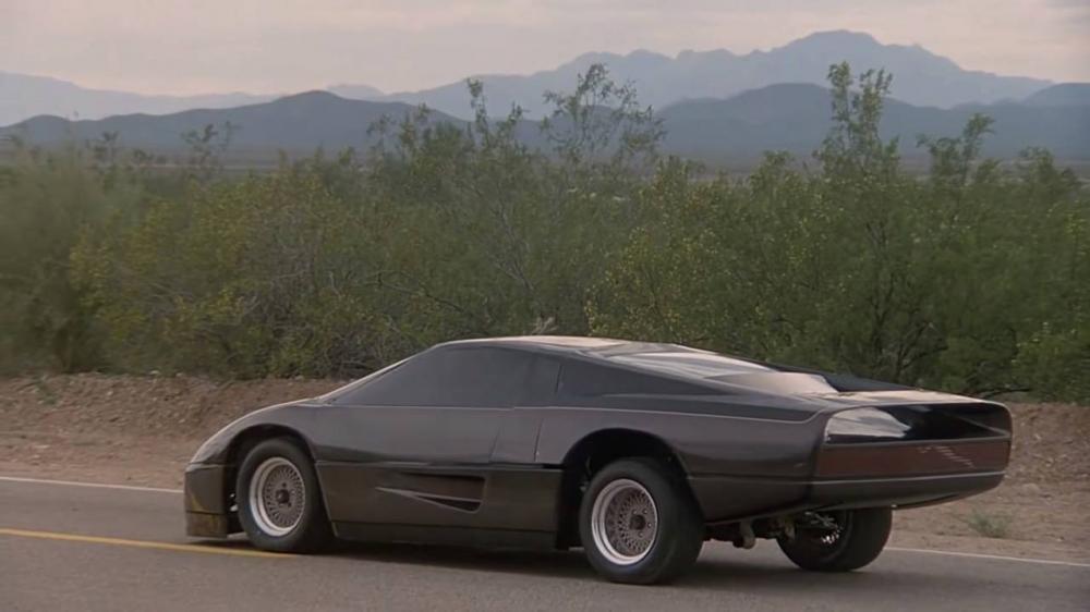 9 siêu xe từng xuất hiện trong phim Hollywood nhưng bạn sẽ chẳng bao giờ mua được