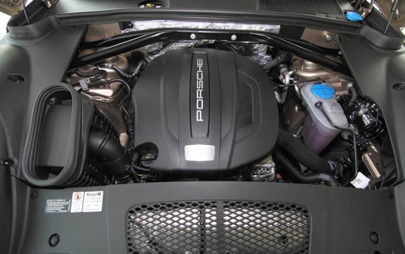 Động cơ Porsche Macan