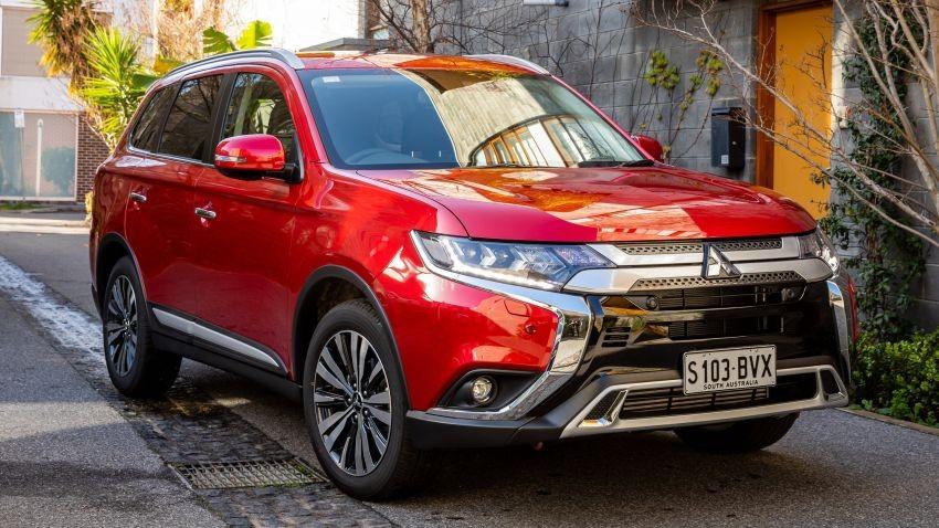 Mitsubishi Outlander 2019 được