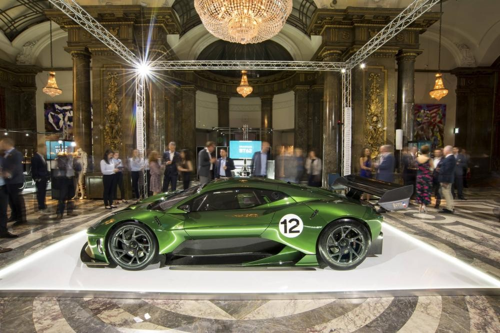 Siêu xe này có giá bán 1,3 triệu đô la