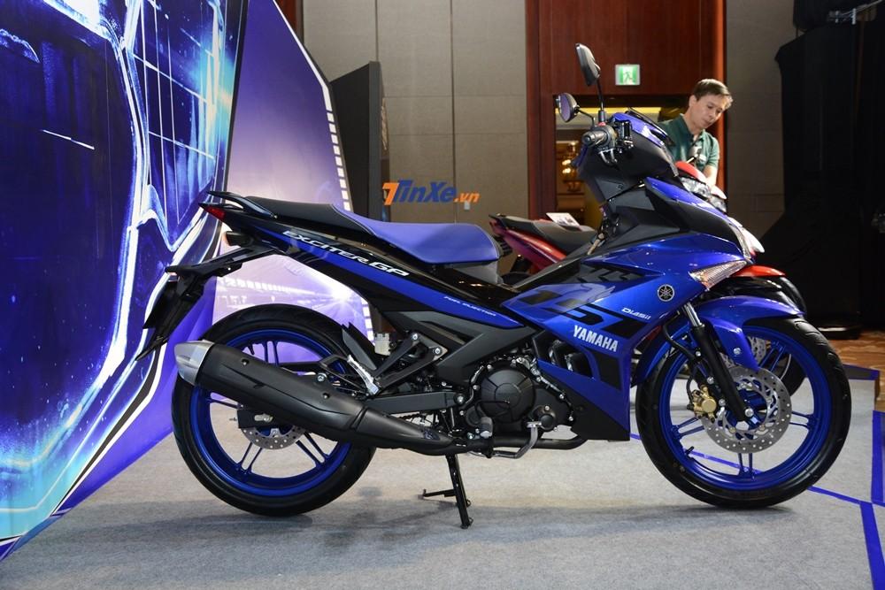 Sự thay đổi này nhằm giúp chiếc xe côn tay của Yamaha có thể khẳng định vị thế trong cuộc đua với đối thủ chính là Honda Winner