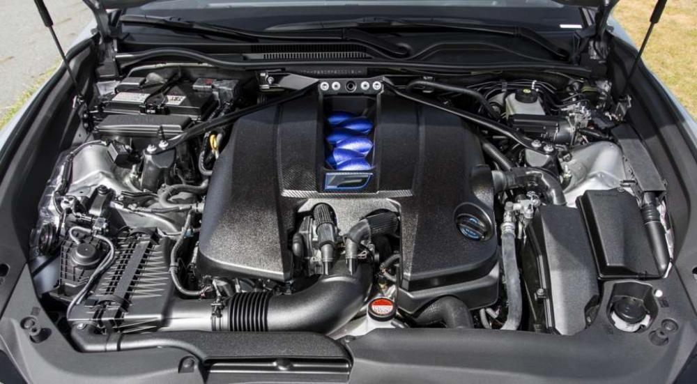 Động cơ Lexus RC