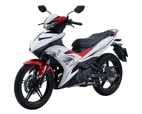 Yamaha Exciter RC 2019 màu trắng