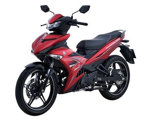 Yamaha Exciter RC 2019 màu đỏ