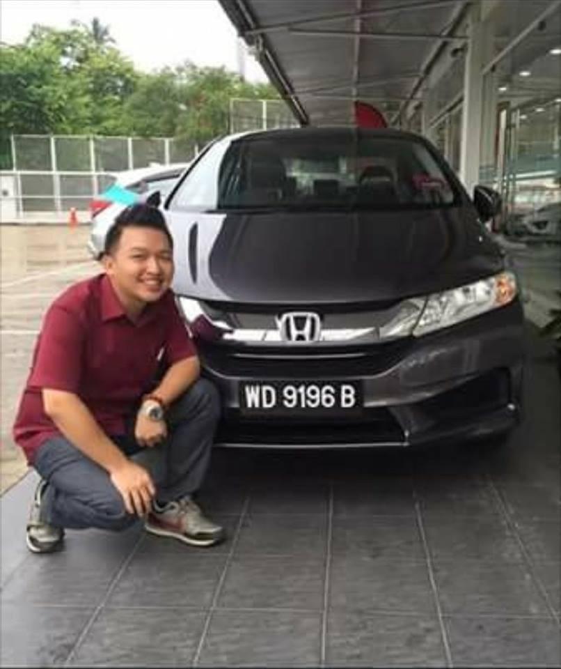Cư dân mạng đã nhanh chóng tìm ra danh tính của người lái chiếc Honda City