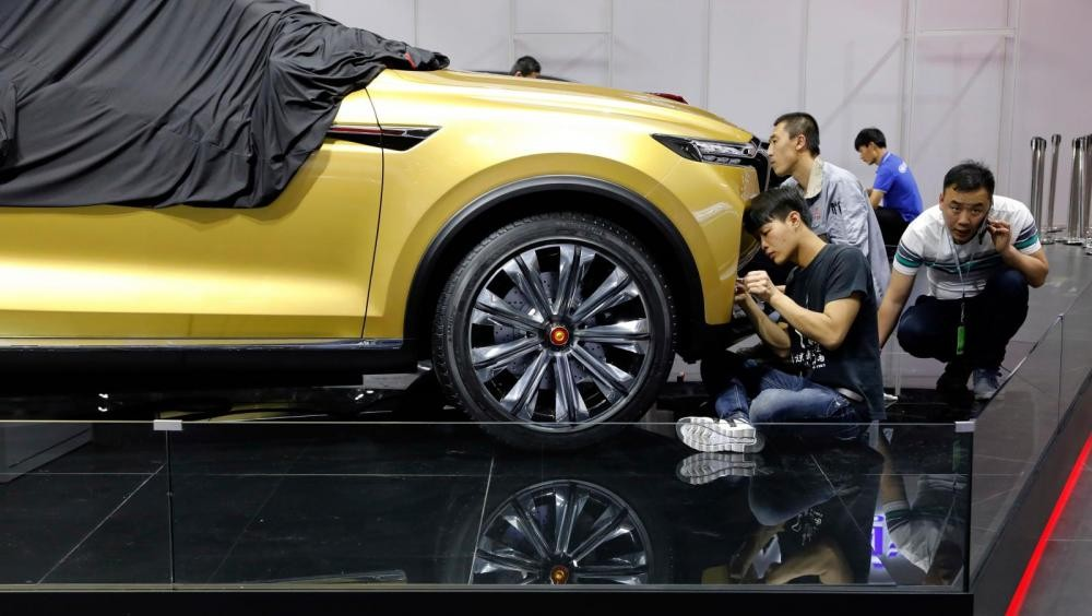 Các công ty khởi nghiệp xe điện Trung Quốc đang đau đầu để thúc đẩy sản xuất
