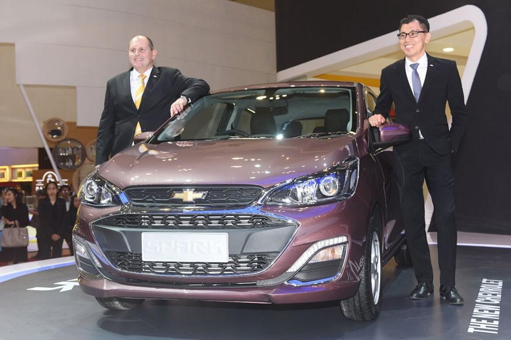 Chevrolet Spark 2019 ra mắt Đông Nam Á nói chung và Indonesia nói riêng