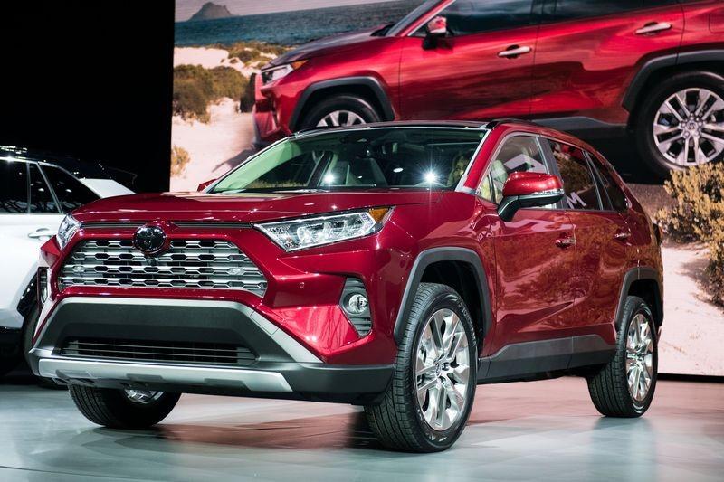 Toyota là nhà sản xuất ô tô có doanh thu cao nhất thế giới